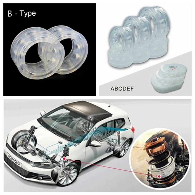 ᑐ2x coche auto b tipo muelle del amortiguador bumper poder