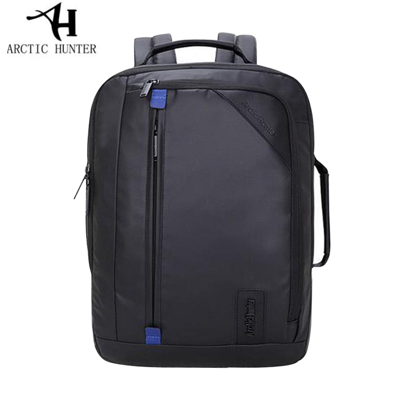 все цены на Multifunctional 14.1 inch Laptop Backpack Business Backpacks Casual Travel Unisex Shoulder Bags Waterproof Oxford онлайн