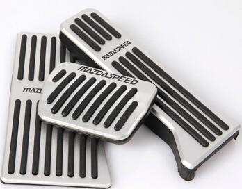Prix pour De gaz automatique pédale d'accélérateur, repose-pieds et pédale de frein pour Mazda CX-5 Mazda 3 Axela Mazda 6 atenza, auto accessoires