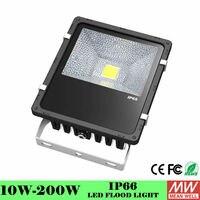 IP65 Waterproof LED Flood Light 50W 30W 20W 10W Reflector Floodlight Lamp AC 110 240V Led Outdoor Spot Light