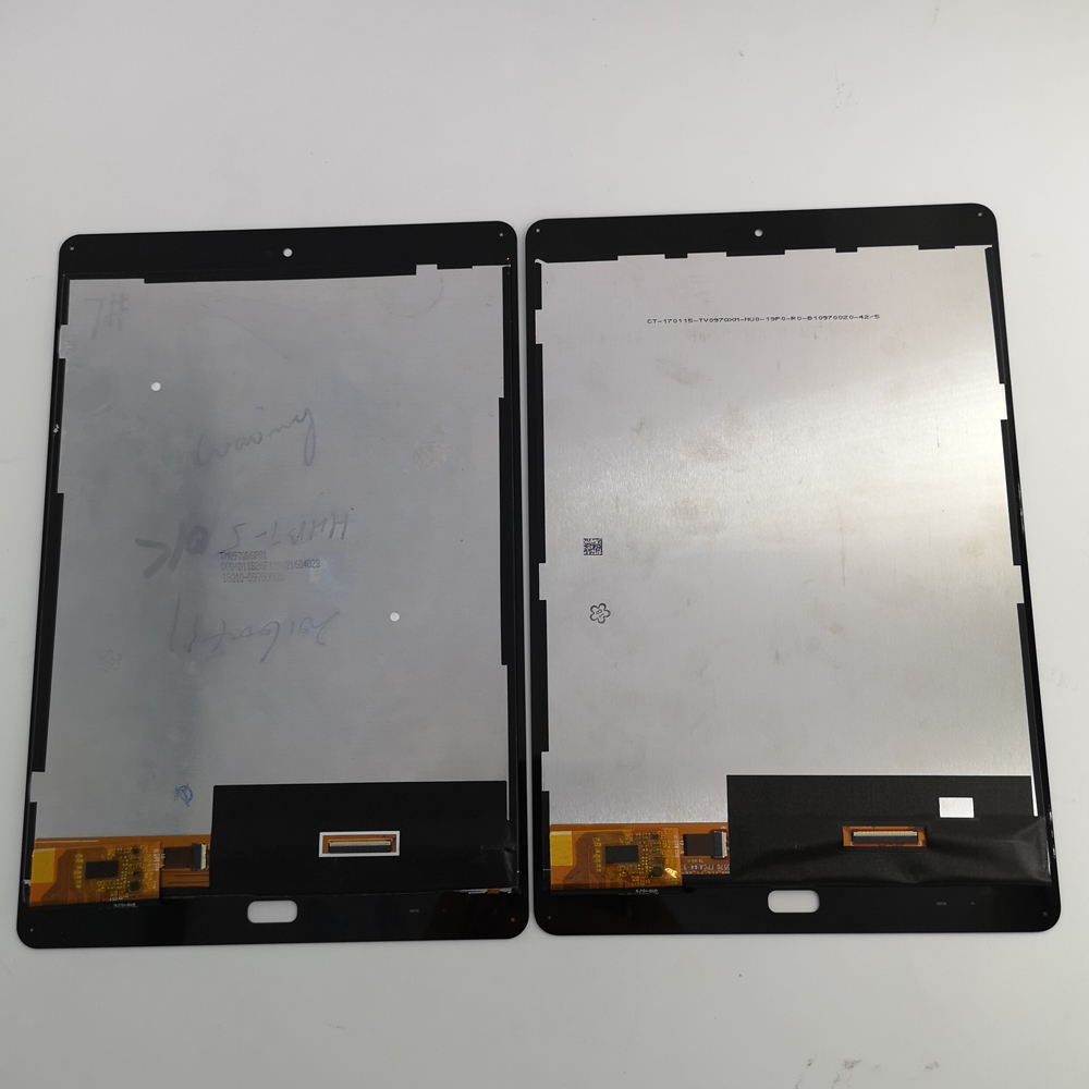 New 9.7 For ASUS ZenPad 3S 10 Z500M P027 Z500KL P001 LCD Display Matrix Touch Screen Digitizer Sensor Tablet PC Parts Assembly new 9 7 lcd display touch screen panel digitizer glass assembly replacement with frame for asus zenpad 3s 10 z500m p027
