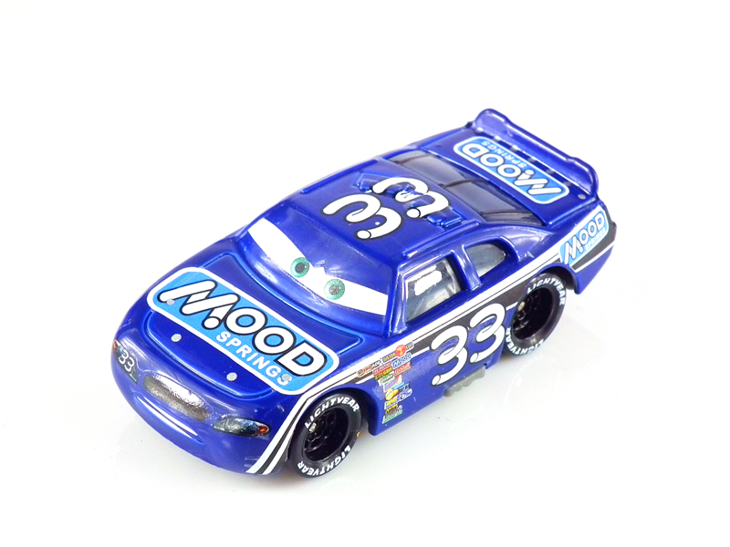 Aliexpress.com : Buy Pixar Cars 2 Mood Springs No 33 Diecast Metal Classic Toy Cars For Kids