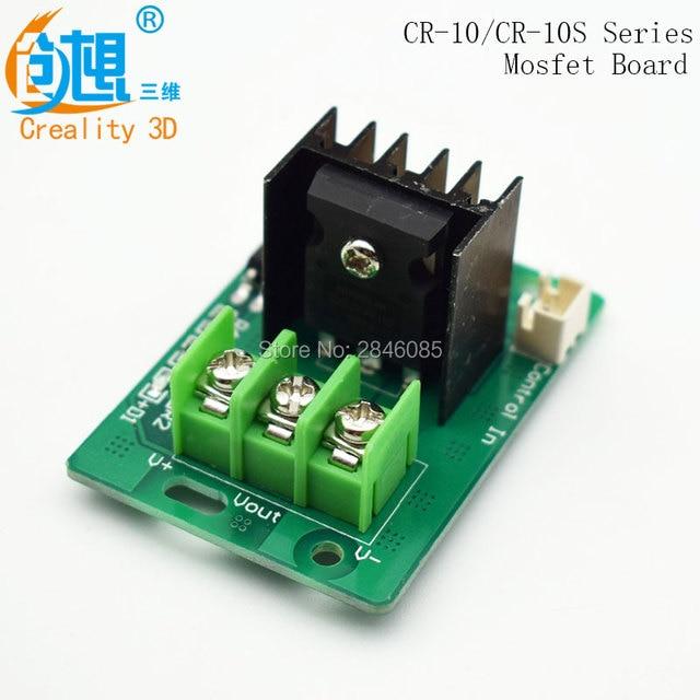 Officiel Creality 3D CREALITY 3D CR-10 CR-10S CR-10 S4 CR-10 S5 Carte Mère HA210N06 MOSFET 3D Pièces D'imprimante