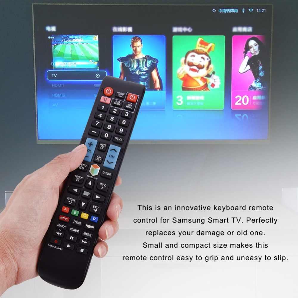VBESTLIFE New AA59-00784C Điều Khiển Từ Xa Universal Controller Đối Với Samsung LCD DẪN TV Thông Minh Phổ Miễn Phí Vận Chuyển