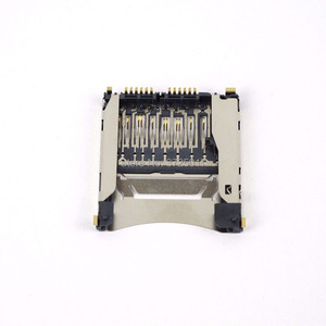 Image 2 - Novo sd slot para cartão de memória titular peças reparo para nikon d3300 d750 d810 slr