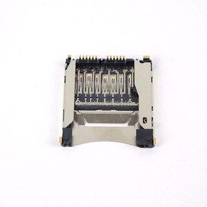 Image 2 - חלקי תיקון מחזיק חריץ כרטיס זיכרון SD חדש עבור ניקון SLR D3300 D750 D810
