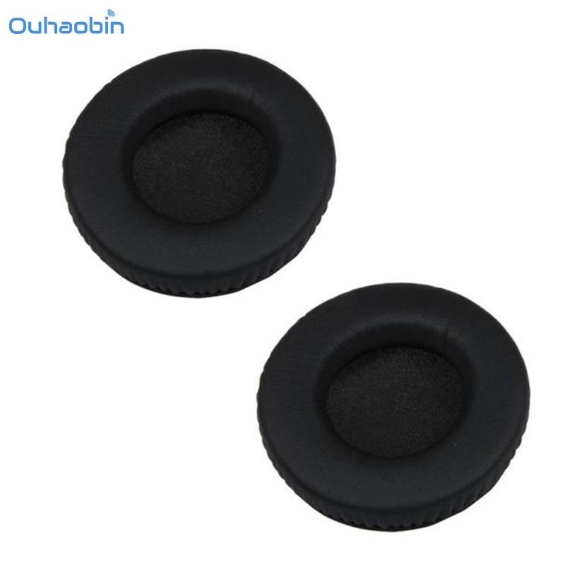 Ouhaobin Hot Replacement Ear Cushion Ear Pads for Razer Kraken / Sennheiser HD205 HD225 Headphones Earpads High Quality Aug31 ...