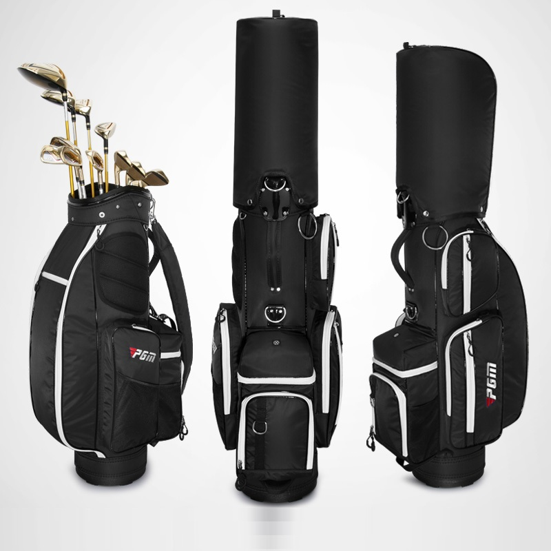 PGM Retractable Golf Bag Standard Tractor Tugboat Bag With Large Portability For Unisex With a Password Lock D0479PGM Retractable Golf Bag Standard Tractor Tugboat Bag With Large Portability For Unisex With a Password Lock D0479