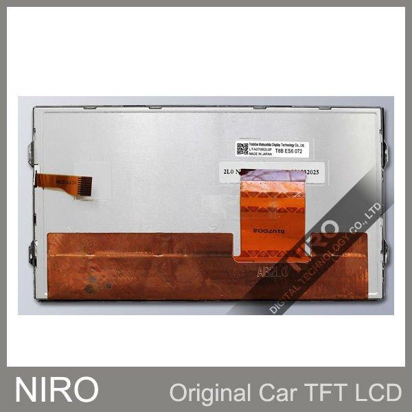 Niro DHL/EMS A+ автомобильный TFT ЖК-мониторы от LTA070B2L0F