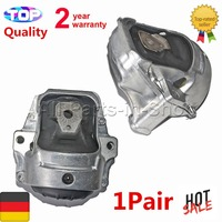 Pair Motor Mounts/Engine Mounting/Engine Bearing For Audi A4 8K2 B8 A5 8T3 A4 Avant (8K5, B8) Q5 8R 8R0199381AJ 8K0199381NN