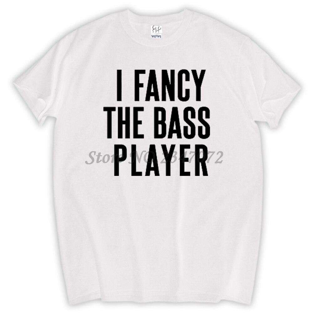 Danny zuko black t shirt - I Fancy The Bass Player Tshirt Unisex Band T Shirt T Shirt In