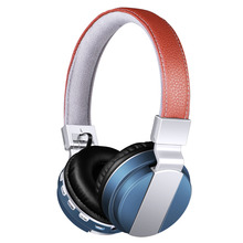 Wireless Bluetooth Headphone headset BT-008 Foldable Headphones Bluetooth earphone with Mic support FM TF for Smart Phone T30