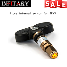 1 unids sensores de monitoreo de presión de neumáticos tpms Inalámbrica Interna para TN100 TN300 TN400 TN500 U903 u906 U908 U912 T800 D6 D8 L2