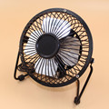 Mini 4 Inch Usb Fan 360 Rotate Mute Quiet Metal Head Portable USB Desk Table Fan  Cooler Notebook Laptop Computer Desk Fan