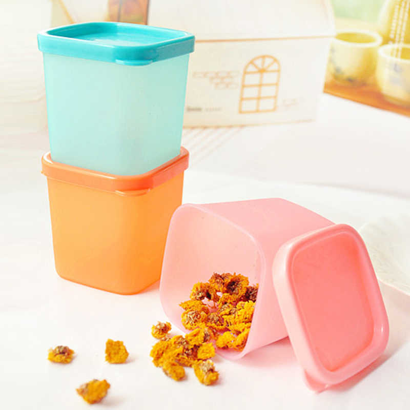 1PC Multi-function Mini Box Kitchen Food Storage Case Gadget Kitchen Fruit Vegetable Container