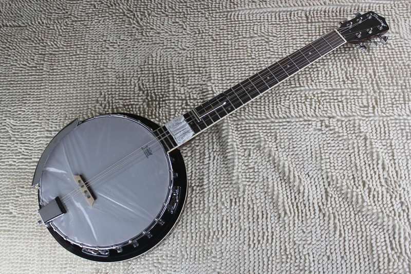 2018 new factory 6 strings banjo feeling brand top quality banjo free shipping Banjo guitar made