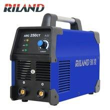Riland arc 250ct мини портативный дуговой сварочный аппарат