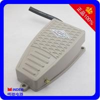 Super good quality footswitch pedal switch EKW5A B EKW 5A B welding machine inverter