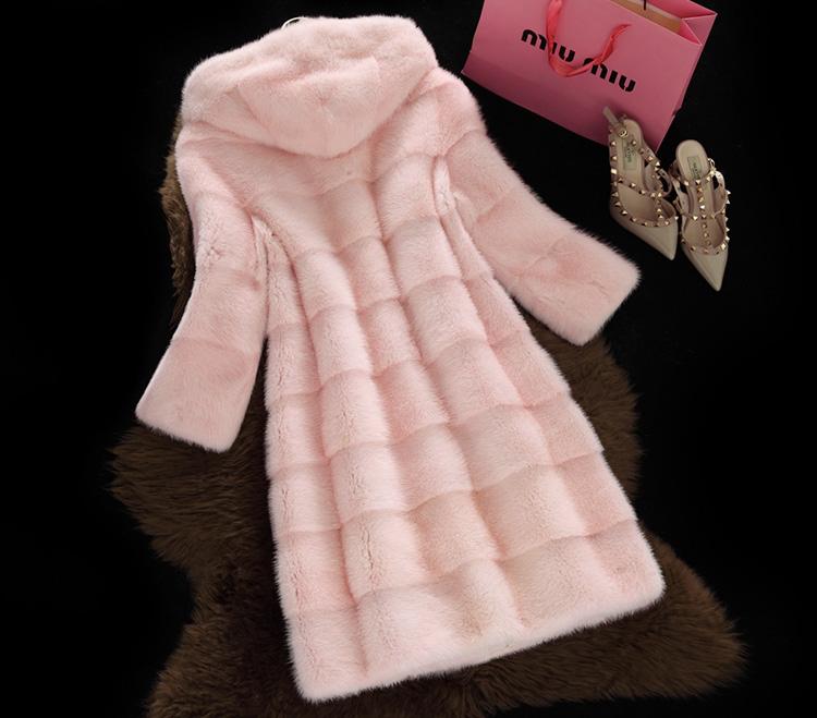 HTB1AGsyXE6FK1Jjy1Xaq6zafpXa5 - Winter Hooded Faux Fur coat JKP0069