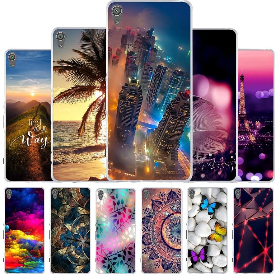 Mobile Phone Etui For Coque Sony Xperia XA Cover For Sony Experia XA Case Cover Silicon F3111 F3112 Dual Housing Capinha 5.0