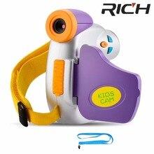 """DHL, 20 шт./партия, DV-C7, 1080 P, Детская цифровая видеокамера, 1,4"""" цветной дисплей, несколько языков, рождественский подарок"""