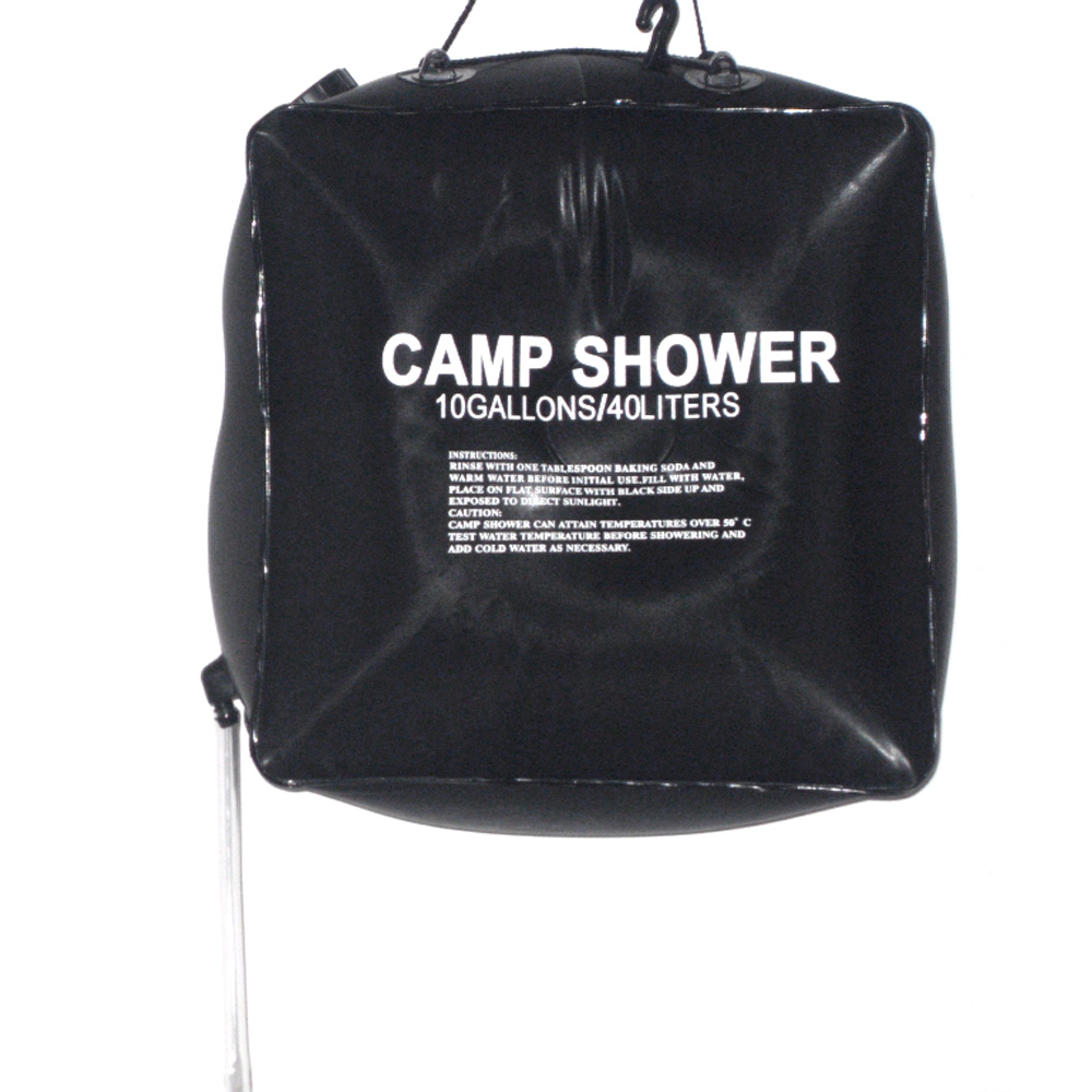 shower l heating water solar bag risepro riseproa hot camping gallons hiking climbing product