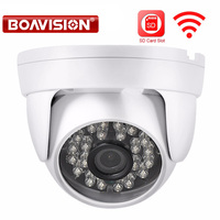 1 2 8 CMOS Sensor Indoor 2 0MP 1080P Dome IP Camera IR 20M Night Vision