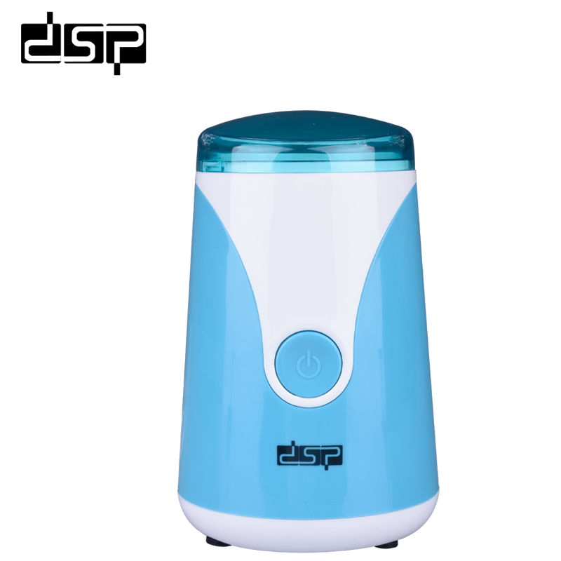 DSP Home Fast and Effective Grinding Electric Coffee Bean Grinder Bean Grinder 220-240V 200W polyphenols in green coffee bean and chocolate