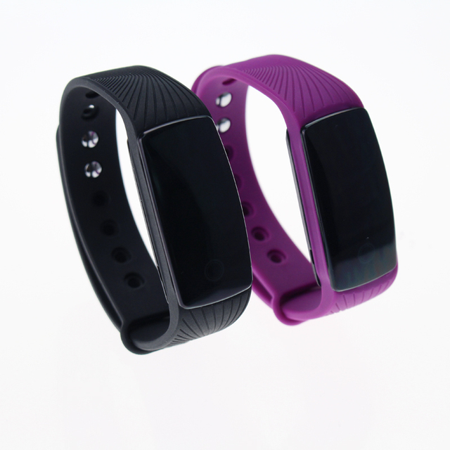 ID107 Activity Tracker Monitor Cardiaco Smartband Heart Rate Smart Band VS Fit Bit Miband 2 Mi Band 1s Fitbits Smart Wristband