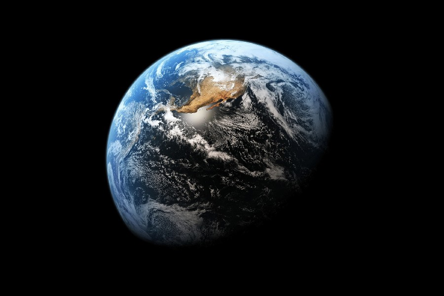 diy frame earth black space planet art posters and print home decor silk fabric 12x18 20x30 24x36 27x40 poster print