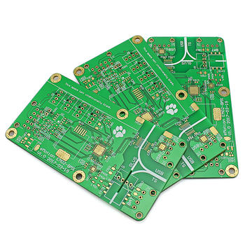 Elecrow Prototype pcb Professional PCB Board Manufacturer 4 Layer Double Side Accpect pcb Service Designer craft