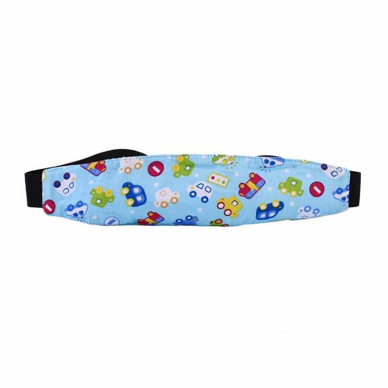 Fixing Band เด็กหัวสนับสนุนผู้ถือ Sleeping Belt Car Seat Sleep Nap ผู้ถือเข็มขัดเด็กรถเข็นเด็กผู้ถือที่นั่งเข็มขัด