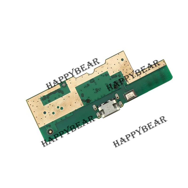 USB Plug Charging Port Module board Flex Cable Connector Dock Microphone  for For Blackview A7