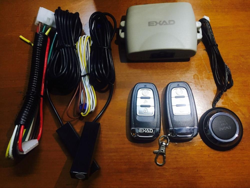 Details About Motorcycle Bike Alarm Remote Engine Start Keyless Entry