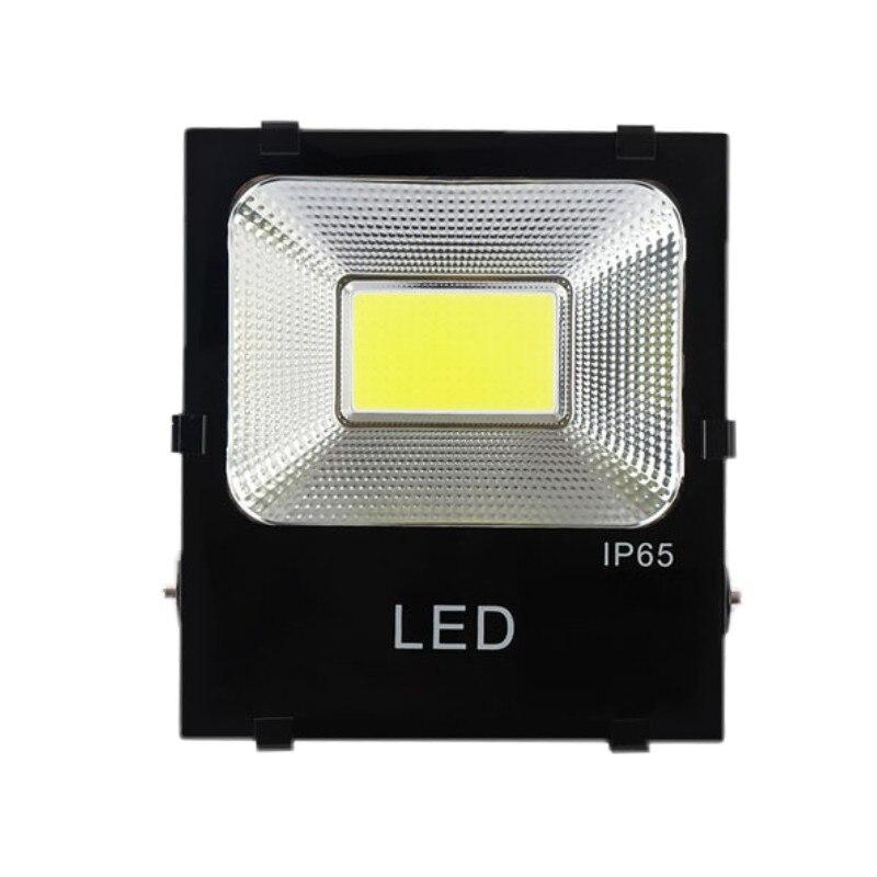 FENGLAIYI COB Led Flood Light Outdoor 100W 150W 200W Projector Reflector Wall Lamp Waterproof Led COB Chip Floodlight Spotlight