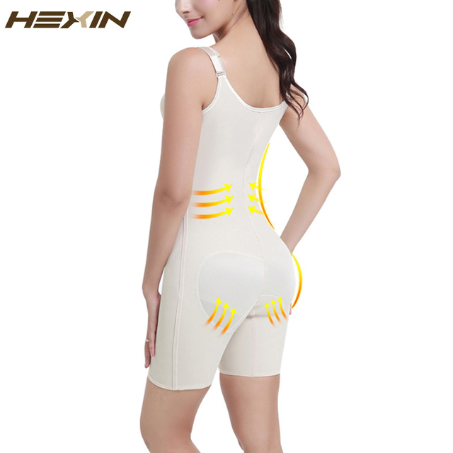 Full Compression Body Shaper For Women Vest Shapewear