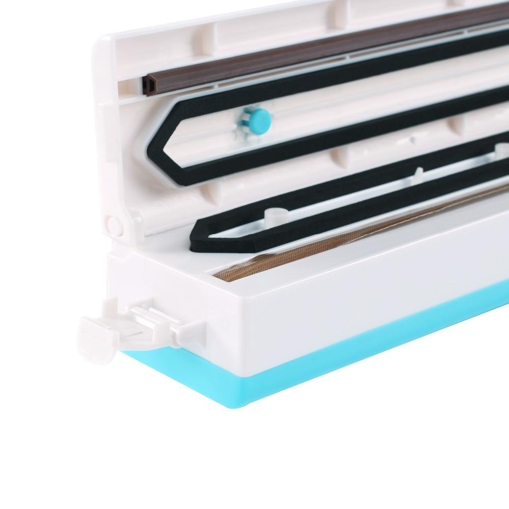 Image 4 - ATWFS Vacuum Packing Machine Best Home Vacuum Sealer Packer Food Saver Plastic Vacuum Packaging Machine Including 15pcs Bagsbest vacuum sealervacuum sealerfood saver -