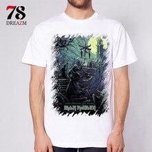 Iron maiden t roupas camisa masculina camisas de T dos homens 2017 Novo verão T-shirt O-pescoço dos homens de Manga curta camiseta tops tees