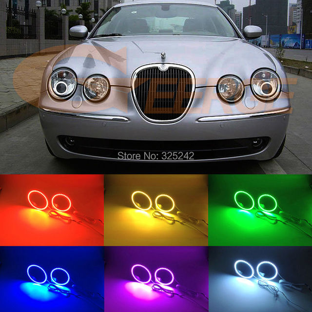 Para Jaguar S Type S Tipo 2003 2004 2005 2006 2007 2008 FAROL HID Excelente