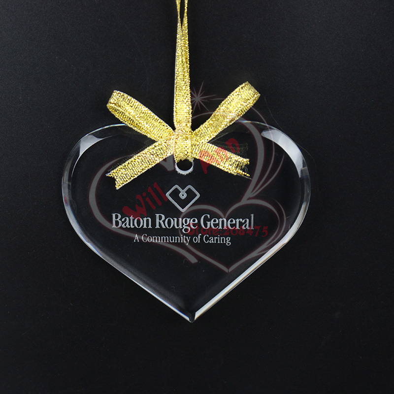 Online get cheap crystal christmas ornament aliexpress for Cheap christmas ornaments