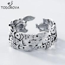 Женское регулируемое обручальное кольцо todorova модные ювелирные