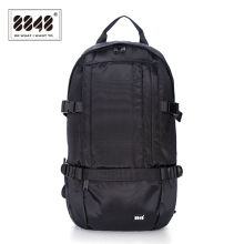 8848 Mens Backpack for Laptop 17.3 15L Oxford Waterproof Anti-thief Travel Large Capacity College Student School Bags