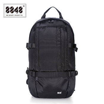8848 Men's Backpack for Laptop 17.3 15L Oxford Waterproof Anti-thief Travel Backpack Large Capacity College Student School Bags oxford cloth waterproof unisex large capacity student backpack simple casual backpack college style gray
