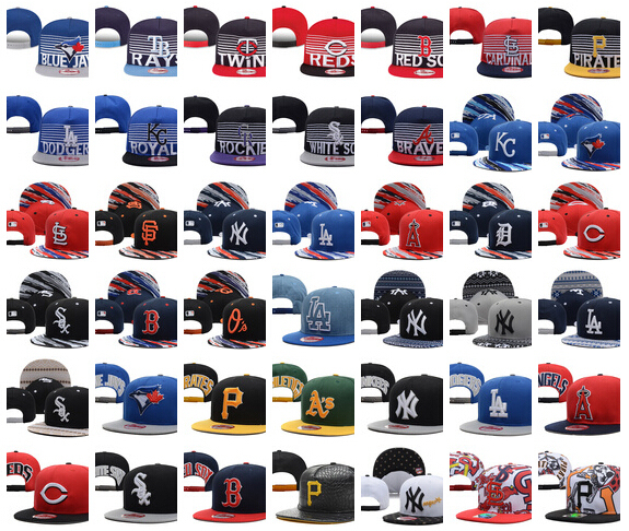 All Team Baseball Snapbacks Top Quality Baseball Cap Womens Mens Hip Hop Hat  Sports Hat Flat Swag Cap Summer Ball Caps Sun Hats 1372ac5ebac