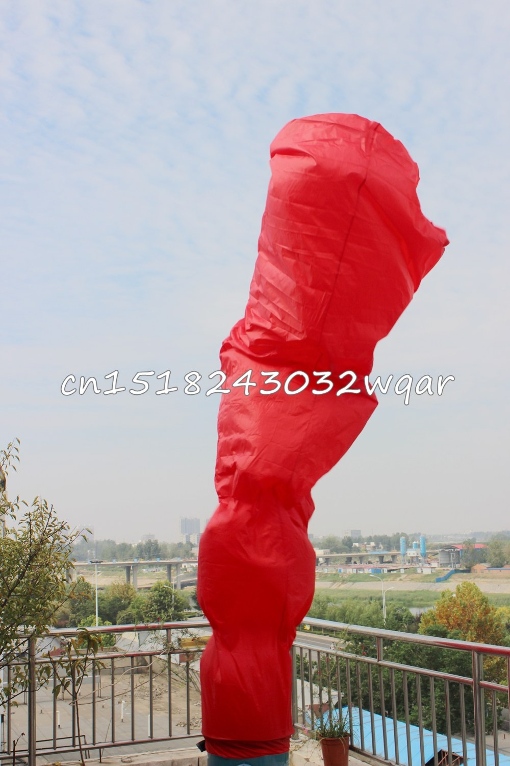 Inflatable Toys delivery 4M 13FT Inflatable Tube Sky Dancer Air Dancer HY-03 NO Blowers Inflatable Toys Shop ads sign цена и фото