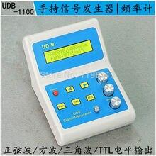 UDB1108S Мгц с функцией частоты развертки DDS Источник Генератора Сигналов Функции С 60 МГц DDS Счетчика Частоты