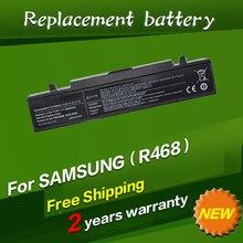 Jigu Батарея для Samsung R425 AA-PB9NC6B AA-PB9NC5B AA-PB9NS6B AA-PB9NS6W AA-PB9NC6W AA-PL9NC6B R428 R429 R468 RV520 R580