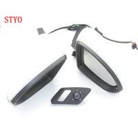 STYO Car electric folding rearview mirror for GOLF 7 MK7 7.5 2014 2018