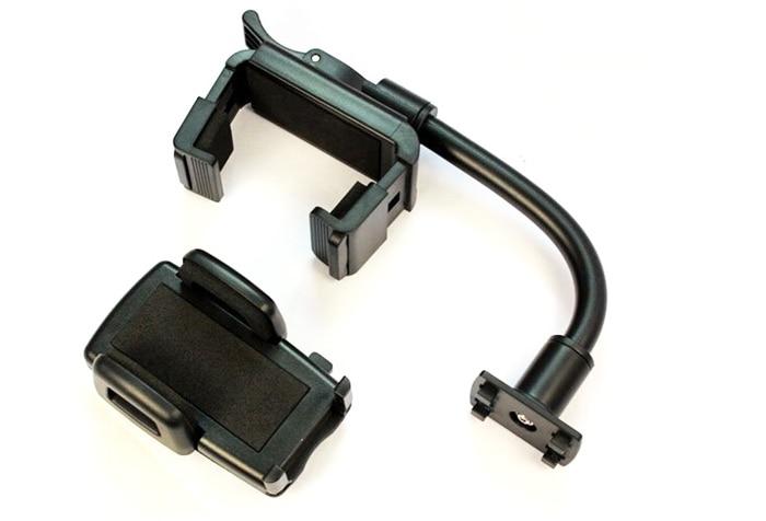 Rotary Bilsynsspejle Montering mobiltelefon Bilholdere står til Sony - Mobiltelefon tilbehør og reparation dele - Foto 6