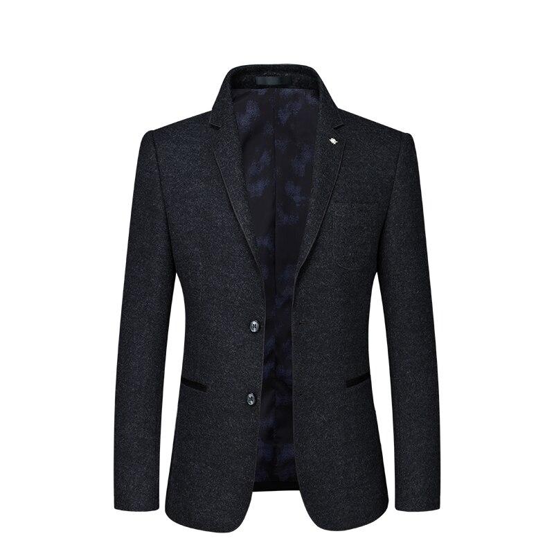 N & B мужской костюм куртка платье, блейзер Для мужчин s сюртук Человек платье Slim Fit повседневный мужской блейзер ночной клубный пиджак костюмы для Для мужчин SR11 - 5